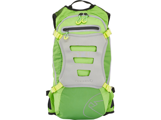Endura SingleTrack Backpack 10l, kelly green